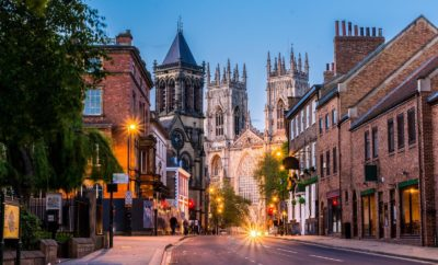 A guide to a York Staycaytion