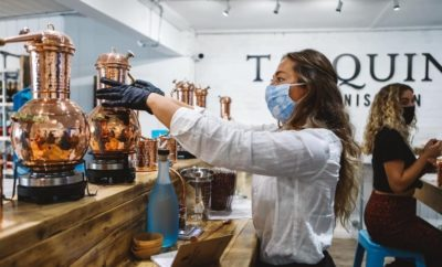Go back to school and learn how to make gin with Tarquin's? Yes please